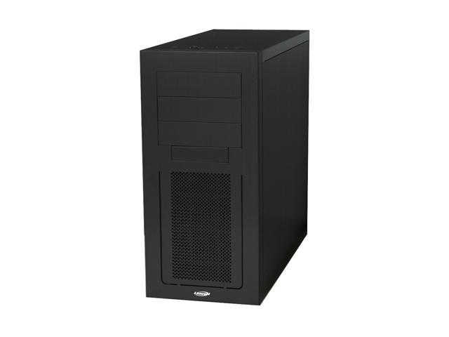 LIAN LI Lancool PC-K7B Black Aluminum/ SECC ATX Mid Tower Computer Case
