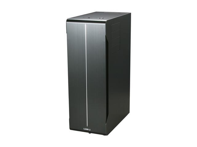 LIAN LI PC-X2000F Black Aluminum ATX Full Tower Computer Case