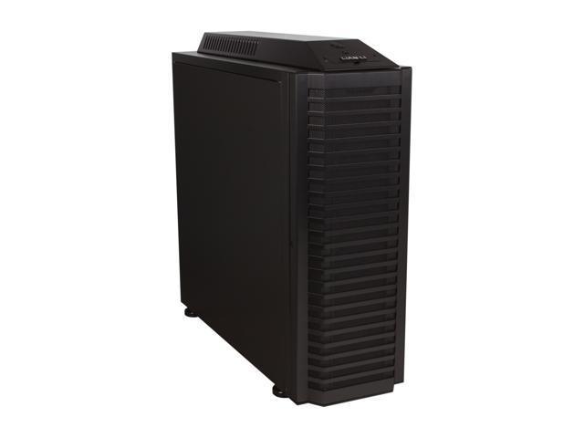 LIAN LI PC-P80NB Black Aluminum ATX Full Tower Computer Case