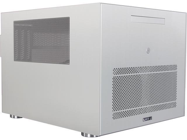 LIAN LI PC-V358A Silver Aluminum Computer Case