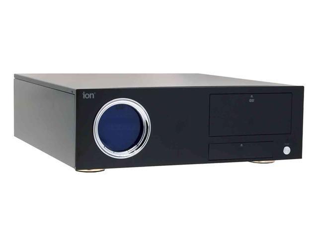 Eagle Tech Black Aluminum CA-EC1-K ATX Media Center / HTPC Case