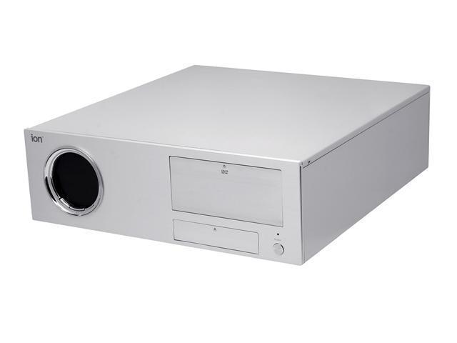 Eagle Tech Silver Aluminum CA-EC1-S ATX Media Center / HTPC Case