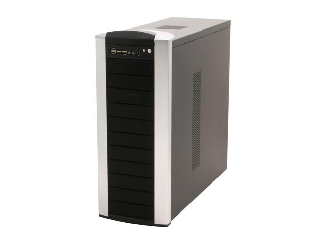 COOLER MASTER Stacker 810 RC-810-SKN1 Black Aluminum Bezel, SECC Chassis ATX Full Tower Computer Case