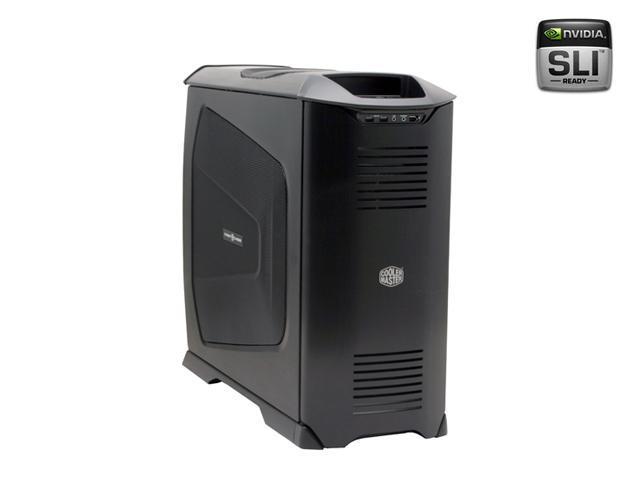 COOLER MASTER Stacker RC-832-KKN1-GP Black Aluminum ATX Full Tower Computer Case