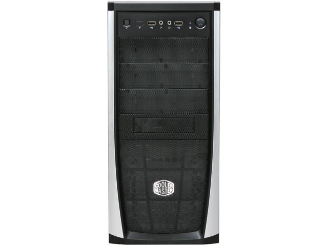 COOLER MASTER Elite 371 (RC-371-KKN1) Black Steel / ABS plastic ATX Mid Tower Computer Case