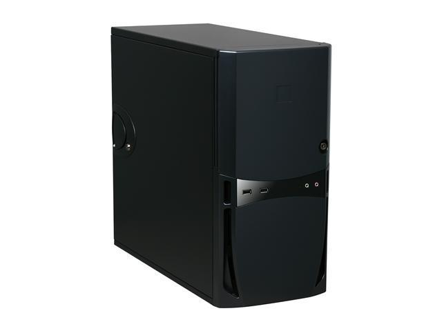 Antec Sonata Proto Black 0.8mm cold rolled steel ATX Mid Tower Computer Case