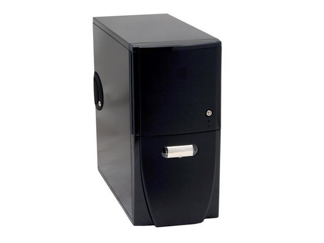 Antec LifeStyle SONATA II Piano Black Steel ATX Mid Tower Computer Case 450W SmartPower 2.0 Power Supply