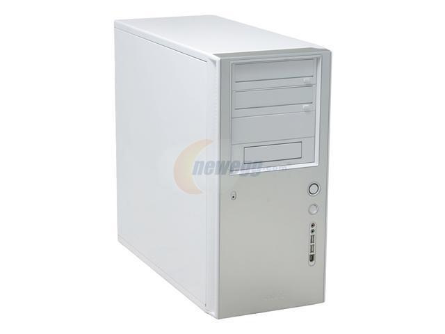 Antec Performance One P150 White Steel ATX Mid Tower Computer Case 430W Power Supply