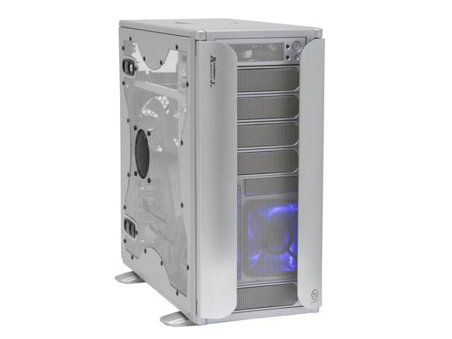 Thermaltake Armor Jr VC3000SWA Silver Aluminum ATX Mid Tower Computer Case