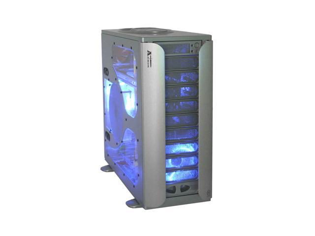 Thermaltake Armor Series VA8003SWA Silver ATX Full Tower Computer Case w/ 25CM Fan
