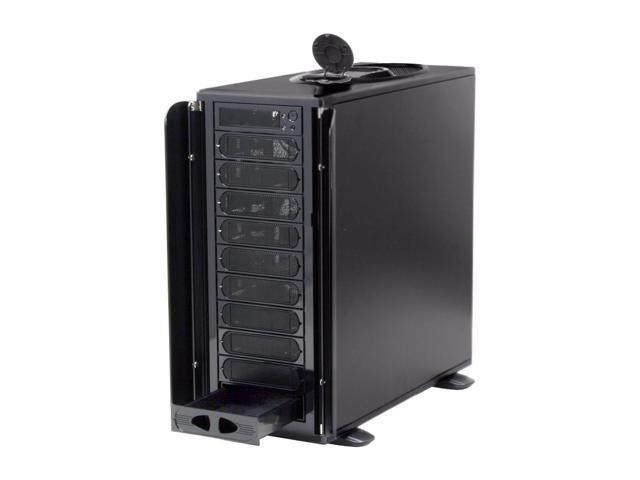Thermaltake Armor Series VA8003BWS Black Full Tower Case w/ 25CM Fan