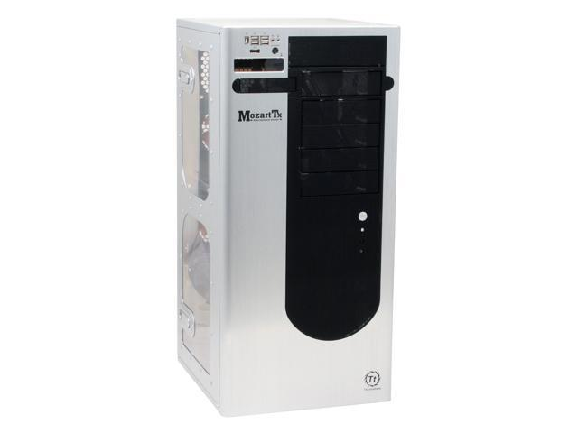 Thermaltake Silver Aluminum MozartTx VE1000SWA Cube Tower
