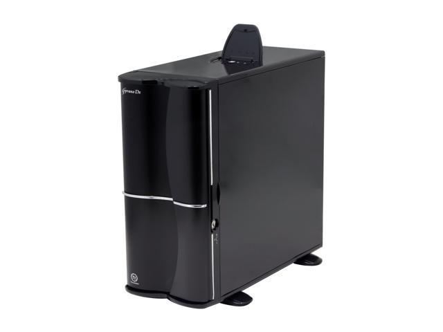 Thermaltake Soprano DX VE7000BNS Black 0.8mm SECC Chassis/ Aluminum Front Bezel ATX Mid Tower Computer Case