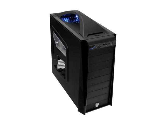 Thermaltake V5 Black Edition Black Computer Case