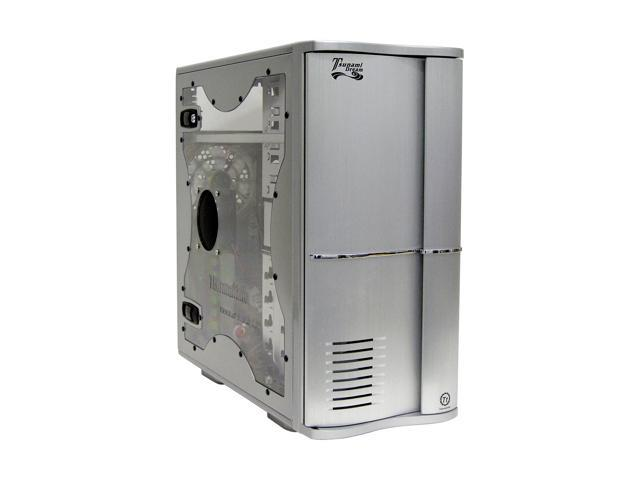 Thermaltake Tsunami VA3000SWA Silver Aluminum Modern Dream Tower Chassis Computer Case