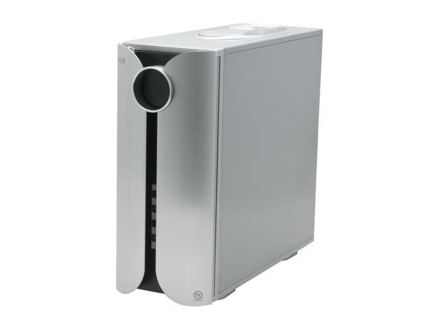 Thermaltake Kandalf VA9000SWA Silver Aluminum ATX Full Tower Computer Case