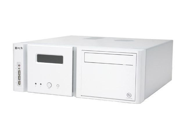 Thermaltake Silver Aluminum / Steel Bach Media Lab VB8000SNS ATX Media Center / HTPC Case