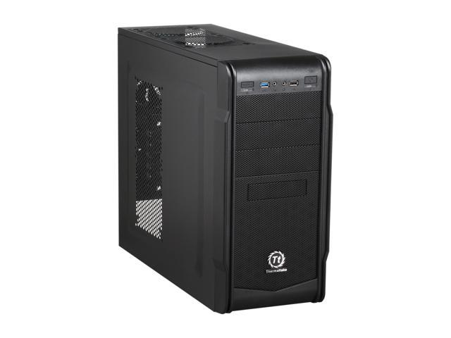 Thermaltake Versa I VO600A1N3N Black SGCC / Plastic ATX Mid Tower Computer Case