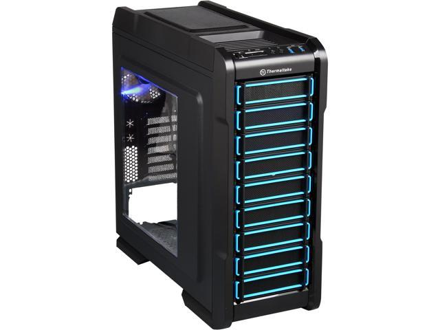 Thermaltake Chaser Series A31 VP300A1W2N Black Steel / Plastic ATX Mid Tower Computer Case
