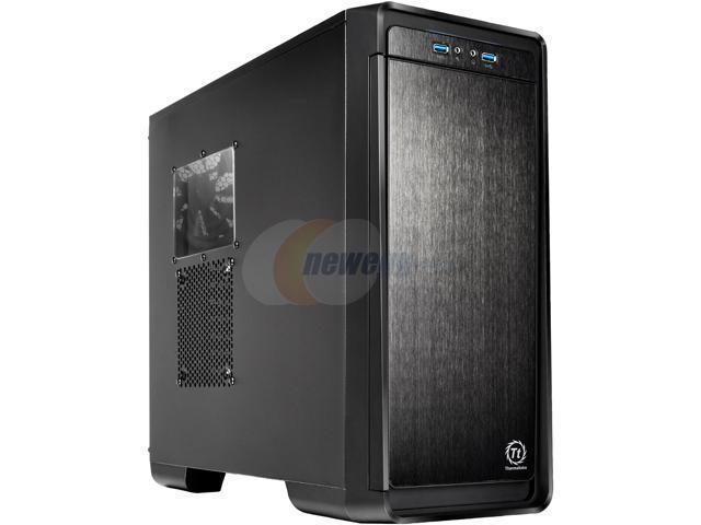 Thermaltake Urban Series S21 VP800A1W2N Black SECC ATX Mid Tower Mid-tower Chassis
