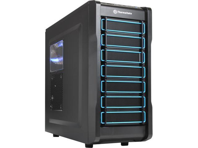 Thermaltake Chaser A21 Black SECC ATX Mid Tower Computer Case