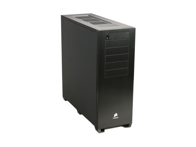 Corsair Obsidian Series 700D CC700D Black Aluminum / Steel ATX Full Tower Computer Case