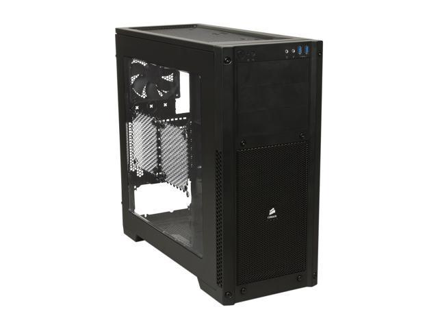 Corsair Carbide Series 300R Windowed Black ATX Mid Tower Case