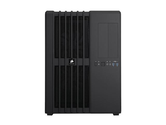 Corsair Carbide Series Air 540 (CC-9011030-WW) Black Steel / Plastic ATX High Airflow Cube Case