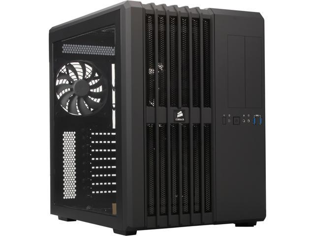 Corsair Carbide Series CC-9011030-WW Black High Airflow Cube Case