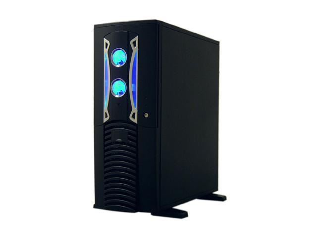 APEVIA MX-PLEASURE-NW-BK Black Steel ATX Full Tower Computer Case ATX 500W dual fan w/ automatic fan speed control Power Supply
