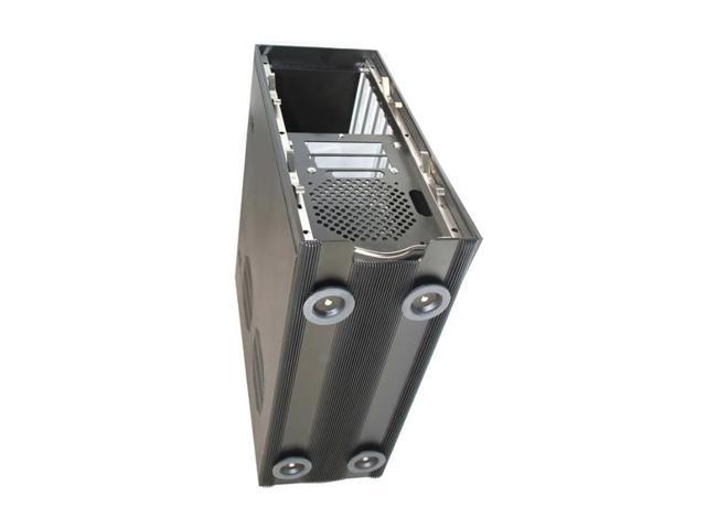NZXT ADAMAS BLK Black Aluminum ATX Mid Tower Computer Case