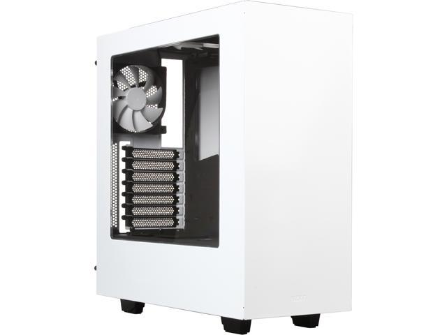 NZXT S340 White Steel ATX Mid Tower Case