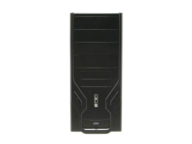 Rosewill R6422 BK ATX Mid Tower Computer Case+350W Power Supply