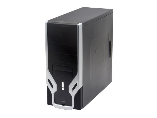 Rosewill R6422 SL ATX Mid Tower Computer Case+350W Power Supply