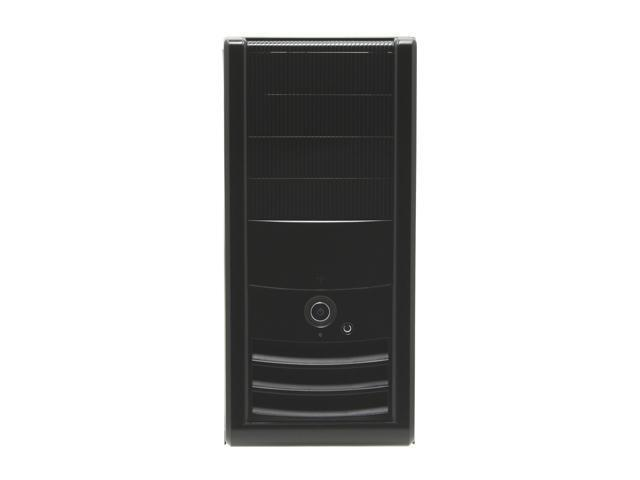 Rosewill R5717-P BK 120mm Fan ATX Mid Tower Computer Case,with mesh air filters,adjustable vents & Tool-Free kits