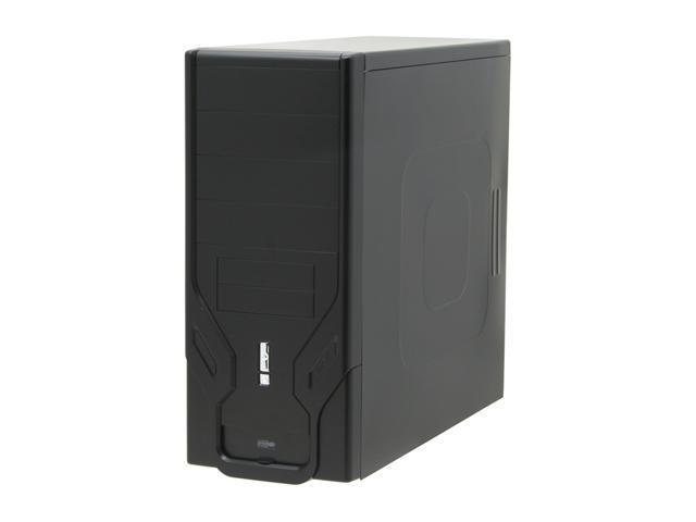 Rosewill R6422-P BK Black SGCC Steel ATX Mid Tower Computer Case