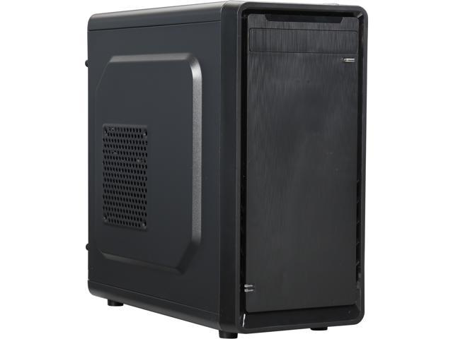 CASE ROSEWILL   SRM-01 Micro ATX Mini Tower Computer Case-Retail