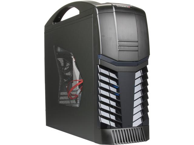SUPERMICRO SuperChassis CSE-732G-500B Black Mid-Tower Gaming Case