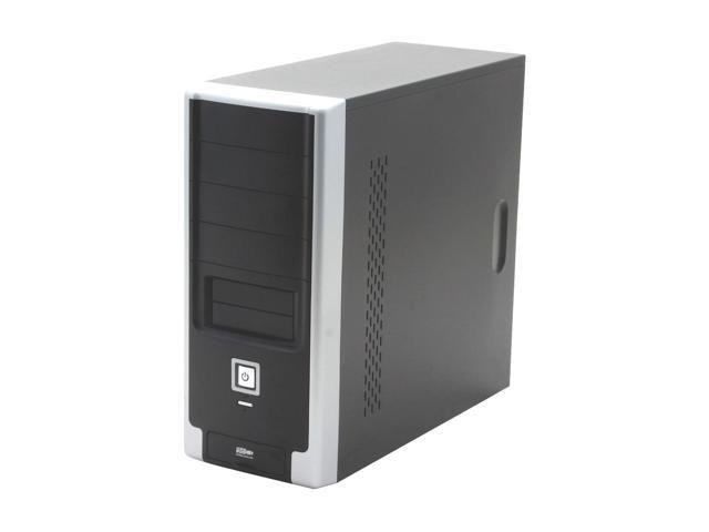 APEX SK337-A Black Steel ATX Mid Tower Computer Case 350W Power Supply