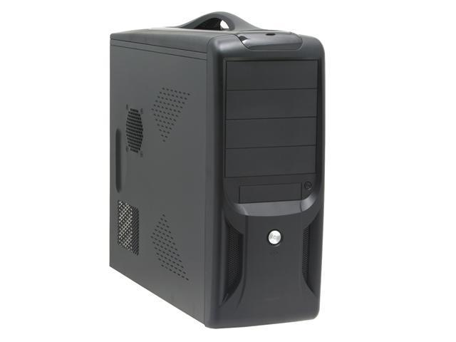 APEX PC-381 Black Steel ATX Mid Tower Computer Case ATX12V 300W Power Supply