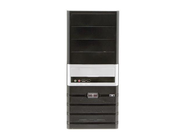 APEX SK-378 Black Steel ATX Mid Tower Computer Case ATX12V 300W Power Supply