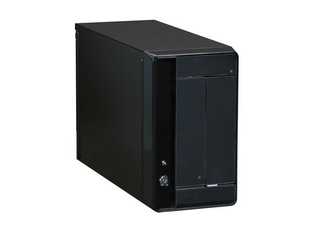 APEX MI-100BK Black Steel Mini-ITX Tower Computer Case 250W Power Supply