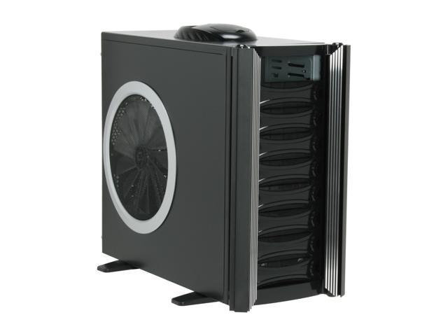 RAIDMAX KATANA ATX-729FB Black SECC Steel ATX Full Tower Computer Case