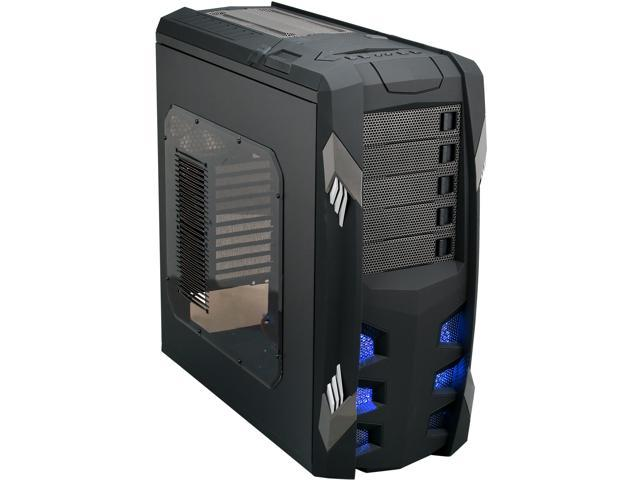 RAIDMAX Vampire ATX-001WBTi Black Computer Case