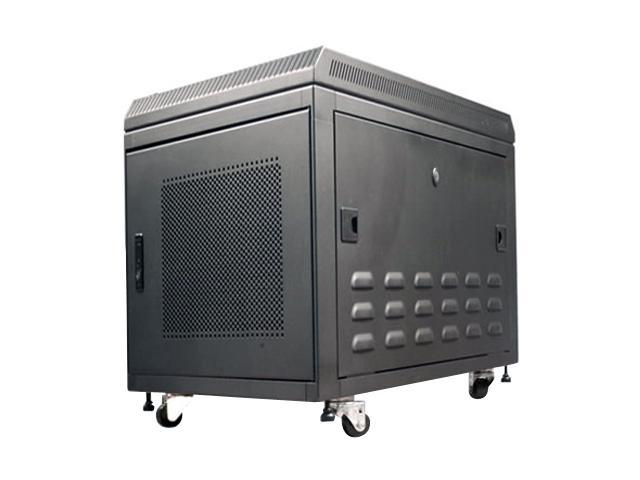 iStarUSA WG-990 9U 900mm Depth Rack-mount Server Cabinet - OEM