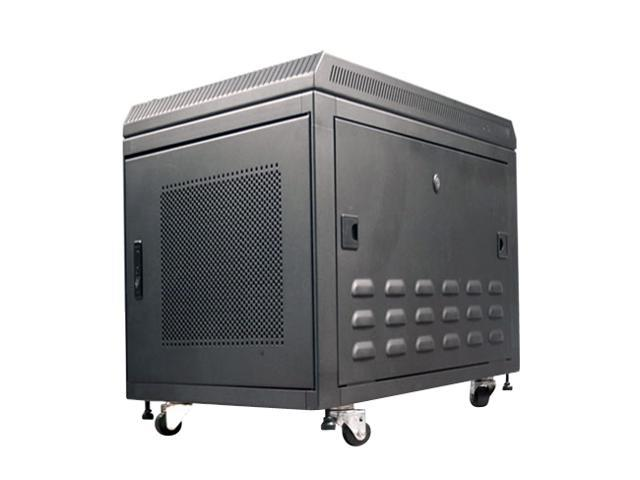 Istarusa Wg 129 12u Black Server Racks Cabinets Newegg Com