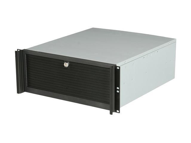 iStarUSA D416-B4SA-75 4U Rackmount Compact Stylish Server Chassis - OEM