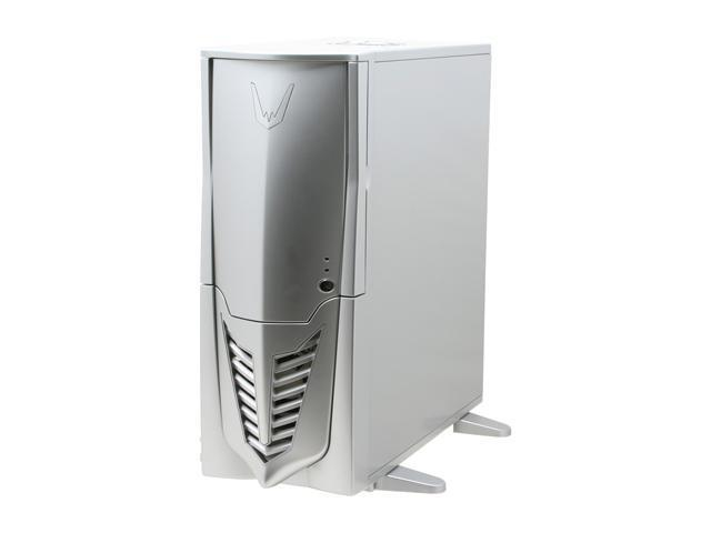 Sunbeam Transformer IC-TR-SV Silver Steel ATX Full Tower Computer Case