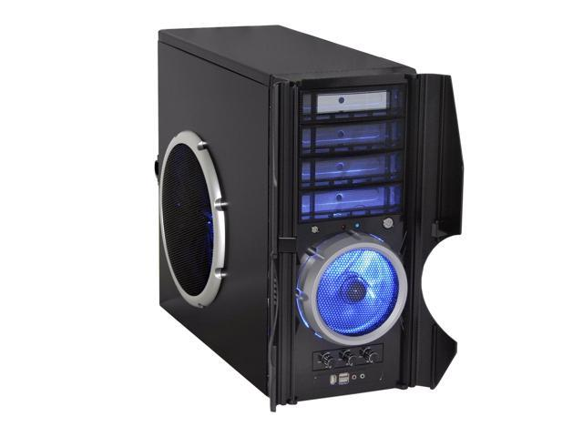 AeroCool ExtremEngine 3T - BBA Black SECC 0.6mm ATX Mid Tower Computer Case