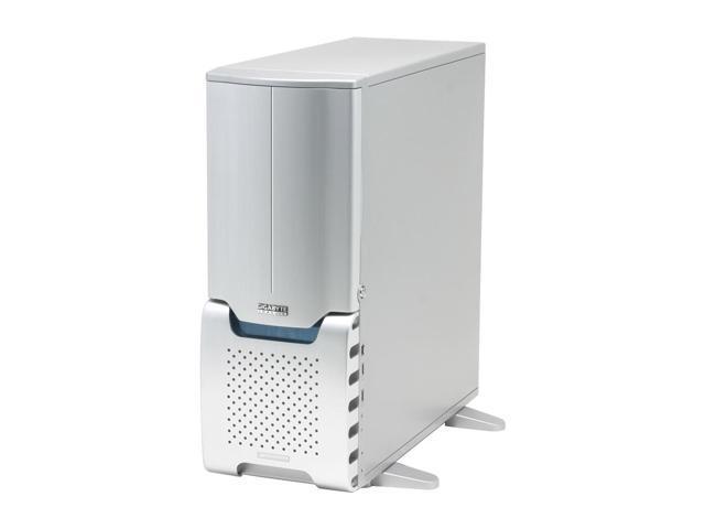 GIGABYTE 3D AURORA GZ-FSCA1-ANS Silver Aluminum ATX Full Tower Computer Case